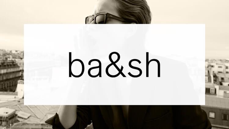 Ba&sh Logo