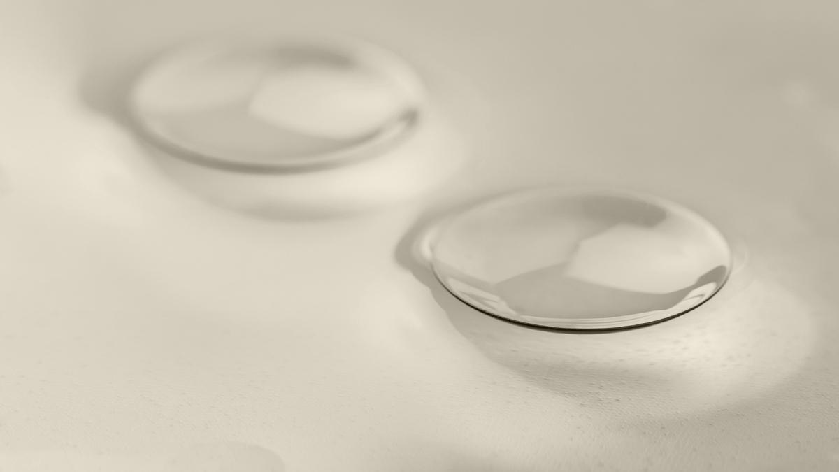 Des lentilles rigides à Montélimar, chez Arnaud Optique